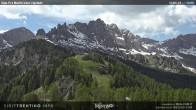 Archived image Webcam Vigo di Fassa - Cigolade 08:00