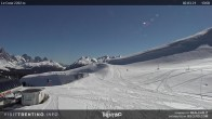Archiv Foto Webcam Bergstation Ronchi-Valbona in Alpe Lusia, Val die Fiemme 08:00