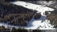 Archiv Foto Webcam Piavac-Piste, Skigebiet Alpe Lusia im Fassatal 08:00