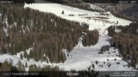 Archiv Foto Webcam Piavac-Piste, Skigebiet Alpe Lusia im Fassatal 04:00