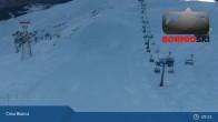Archived image Webcam Top Station Cima Bianca - Bormio 03:00
