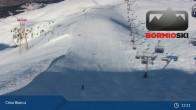 Archived image Webcam Top Station Cima Bianca - Bormio 07:00