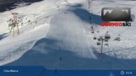 Archived image Webcam Top Station Cima Bianca - Bormio 09:00
