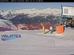 """Archived image Webcam Vialattea - Sestriere - """"Monte Fraiteve"""" 06:00"""