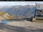 Archiv Foto Webcam Vialattea - Sestriere - Monte Fraiteve 02:00