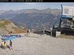 Archiv Foto Webcam Vialattea - Sestriere - Monte Fraiteve 04:00