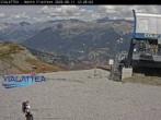 Archiv Foto Webcam Vialattea - Sestriere - Monte Fraiteve 06:00