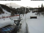 Archived image Webcam Vialattea - Sestriere - Trebials valestation 02:00
