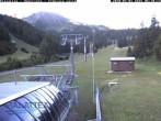 Archiv Foto Webcam Vialattea - Sestriere - Trebials Talstation 05:00