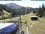 Archiv Foto Webcam Vialattea - Sestriere - Trebials Talstation 11:00