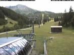 Archiv Foto Webcam Vialattea - Sestriere - Trebials Talstation 13:00