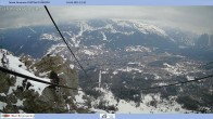 Archived image Webcam Cortina d'Ampezzo: Mountain hut Faloria 06:00