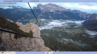Archiv Foto Webcam Cortina d'Ampezzo: Ausblick Berghütte Faloria 02:00