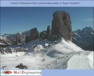 Archiv Foto Webcam Cortina d'Ampezzo: Berghütte Scoiattoli 04:00