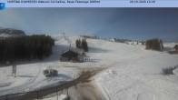 Archiv Foto Webcam Cortina d'Ampezzo: Sessellift Falzarego 04:00