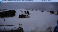 Archived image Webcam Cortina d'Ampezzo: Chair Lift Falzarego 00:00