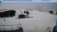 Archived image Webcam Cortina d'Ampezzo: Chair Lift Falzarego 02:00