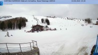 Archived image Webcam Cortina d'Ampezzo: Chair Lift Falzarego 04:00