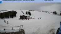 Archived image Webcam Cortina d'Ampezzo: Chair Lift Falzarego 08:00