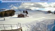 Archiv Foto Webcam Cortina d'Ampezzo: Sessellift Falzarego 12:00