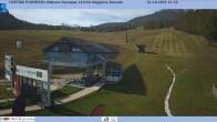 Archiv Foto Webcam Cortina d'Ampezzo: Talstation Roncato Sessellift 06:00