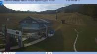 Archiv Foto Webcam Cortina d'Ampezzo: Talstation Roncato Sessellift 08:00