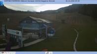 Archiv Foto Webcam Cortina d'Ampezzo: Talstation Roncato Sessellift 10:00