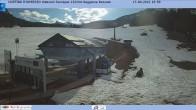 Archiv Foto Webcam Cortina d'Ampezzo: Talstation Roncato Sessellift 12:00
