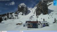 Archiv Foto Webcam Cortina d'Ampezzo: Weltcup-Piste Olympia delle Tofana 06:00