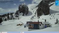 Archiv Foto Webcam Cortina d'Ampezzo: Weltcup-Piste Olympia delle Tofana 08:00