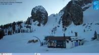 Archiv Foto Webcam Cortina d'Ampezzo: Weltcup-Piste Olympia delle Tofana 14:00