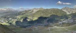 Archived image Webcam Meribel Valley from La Tougnete 10:00