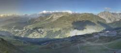 Archived image Webcam Meribel Valley from La Tougnete 12:00