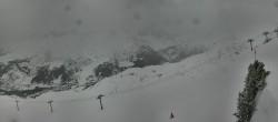 Archived image Webcam Meribel Valley from La Tougnete 02:00
