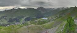 Archived image Webcam Meribel Valley from La Tougnete 04:00