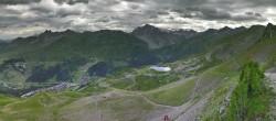 Archived image Webcam Meribel Valley from La Tougnete 08:00