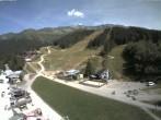 Archived image Webcam Prapoutel base station 10:00