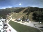 Archived image Webcam Prapoutel base station 12:00