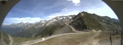 Archived image Webcam Summit of Grand Cerf (2100 m) 10:00