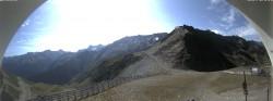 Archiv Foto Webcam Gipfel Grand Cerf (2100 m) 04:00