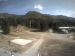 Archived image Webcam Pipay base station (1550 m) 10:00
