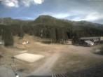 Archived image Webcam Pipay base station (1550 m) 12:00