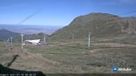 Archiv Foto Webcam Mt Buller: Lift Summit 02:00