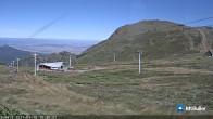 Archiv Foto Webcam Mt Buller: Lift Summit 04:00