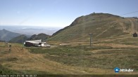Archiv Foto Webcam Mt Buller: Lift Summit 10:00