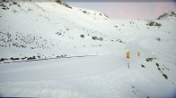 Archived image Webcam Ohau Snowfields - Snow Mat Slope 02:00
