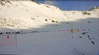 Archived image Webcam Ohau Snowfields - Snow Mat Slope 04:00