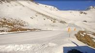 Archiv Foto Webcam Ohau Snowfields: Snow Mat Piste 02:00