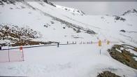 Archiv Foto Webcam Ohau Snowfields: Snow Mat Piste 04:00