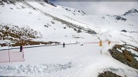 Archiv Foto Webcam Ohau Snowfields: Snow Mat Piste 06:00